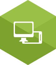 PC网站和手机网站共享数据 同步更新,管理方便